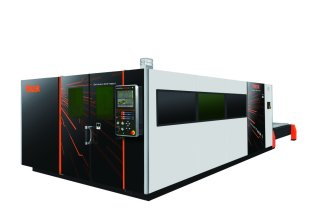 Accurate Machine Tool Canada - Mazak Optonics Optiplex 3015 Fiber Laser